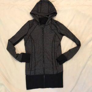 Lululemon full zip stretch hoodie